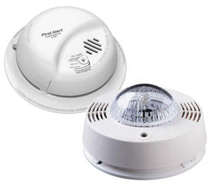 BRK CO5120BN Carbon Monoxide Detector with Strobe
