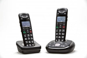 ClearSounds A700 + A700E Amplified Cordless Phone and Expansion Bundle