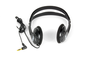 Williams Sound Folding Headphones HED 024