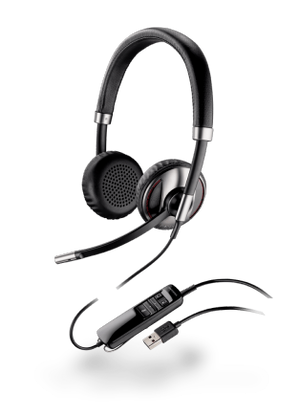 Plantronics Blackwire USB Headset