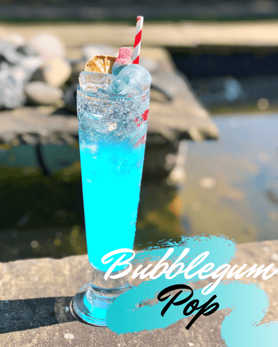 BUBBLEGUM POP - Boston Shakers Cocktails