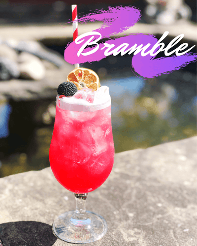 BRAMBLE - Boston Shakers Cocktails