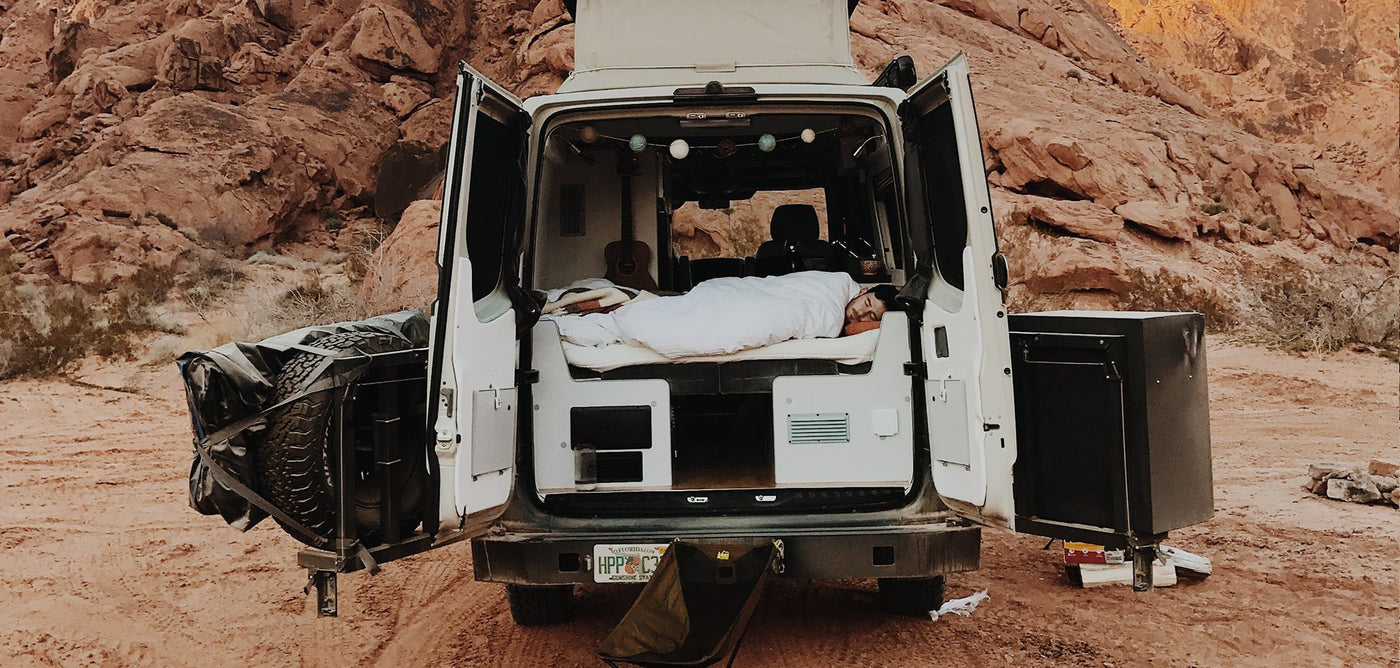 Van Life Diaries: Katch & Ben