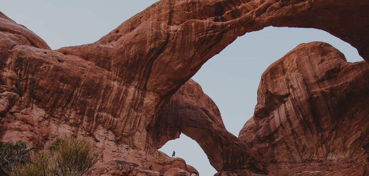 FIND YOUR VIEW: ARCHES