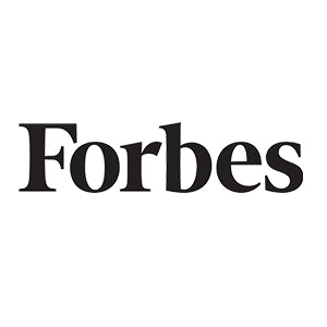 Forbes logo linking to Rumpl article