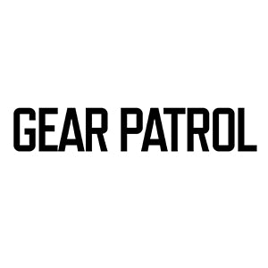 Gear Patrol logo linking to Rumpl article