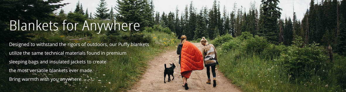 Blankets for Anywhere