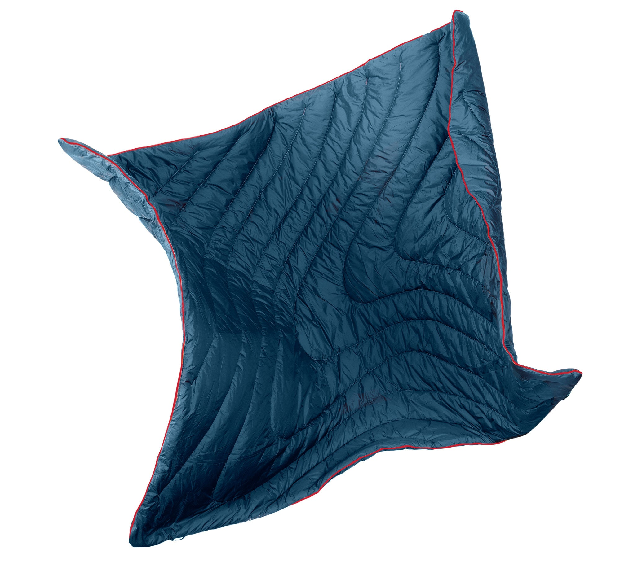 Original Puffy Blanket | Deepwater Blue | Rumpl