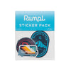 Rumpl | The Sticker Pack |  |  | Sticker Pack