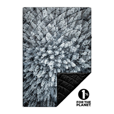 Rumpl | Original Puffy Blanket - Cold Growth | 1-Person |  | Printed Original