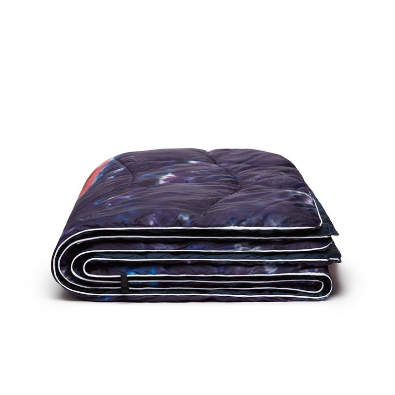Rumpl | NanoLoft Puffy Blanket - Cosmic Soul | 1-Person |  | Printed Nanoloft