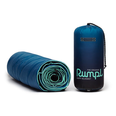 Rumpl | Original Puffy Blanket - Ocean Fade |  |  | Printed Original