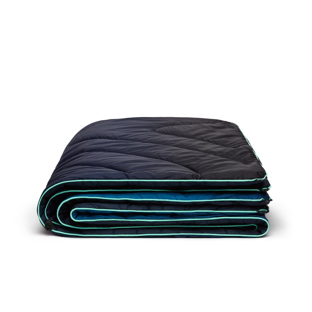Rumpl | Original Puffy Blanket - Ocean Fade | 1-Person |  | Printed Original