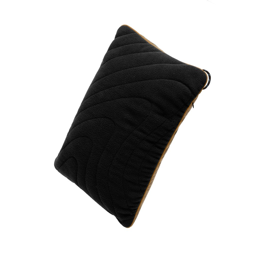 Rumpl | The Stuffable Pillowcase - Black | One Size |  | Stuffable Pillow
