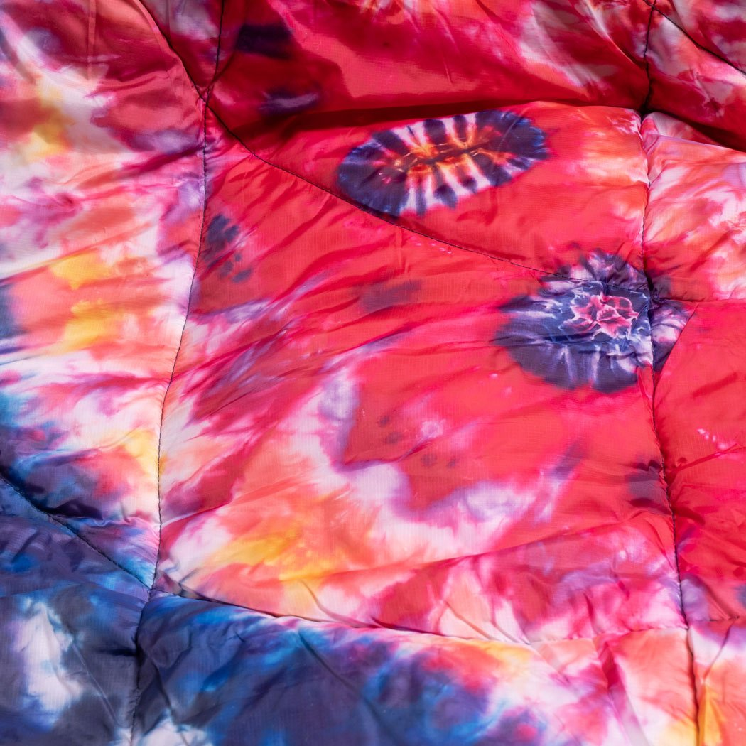 Rumpl | NanoLoft® Puffy Blanket - Cosmic Soul | 1-Person |  | Printed Nanoloft