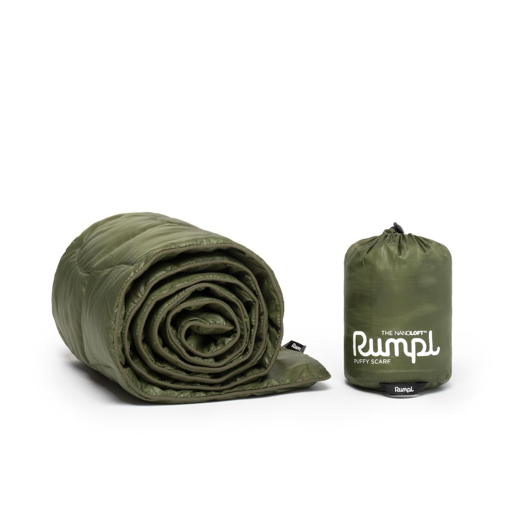 Rumpl | The NanoLoft® Puffy Scarf | Cypress / One Size | One Size | Scarf