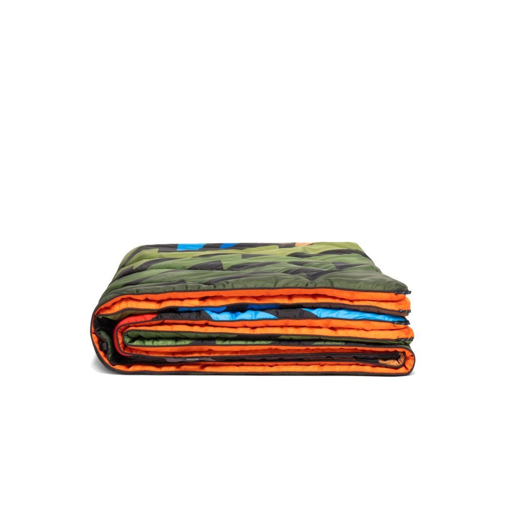 Rumpl | Original Puffy Blanket - DDC | 1-Person |  | Printed Original