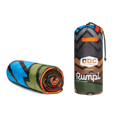 Rumpl | Original Puffy Blanket - DDC |  |  | Printed Original