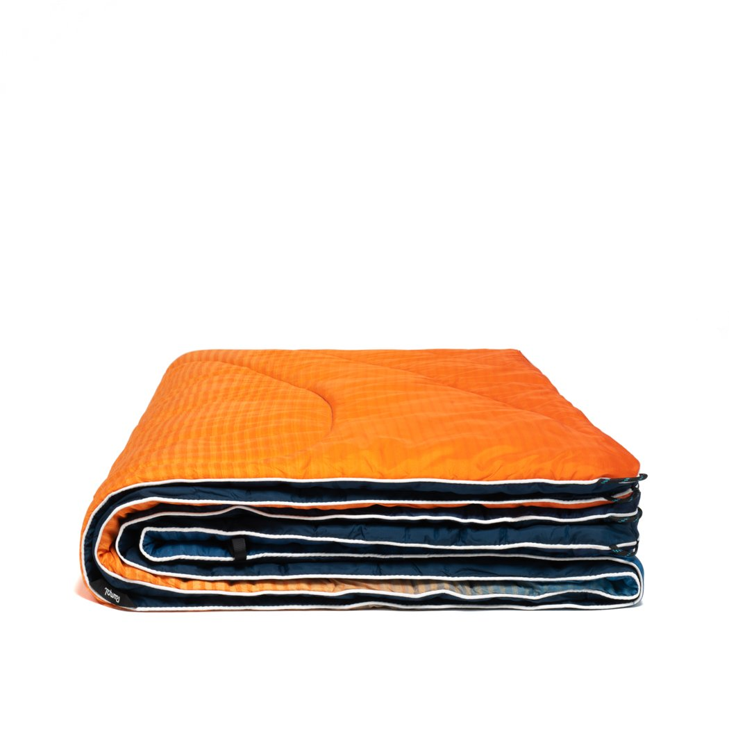 Rumpl | Original Puffy Blanket - Sunset Fade | 1-Person |  | Printed Original