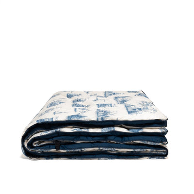 Rumpl | Original Puffy Blanket - PDX Toile |  |  | Printed Original