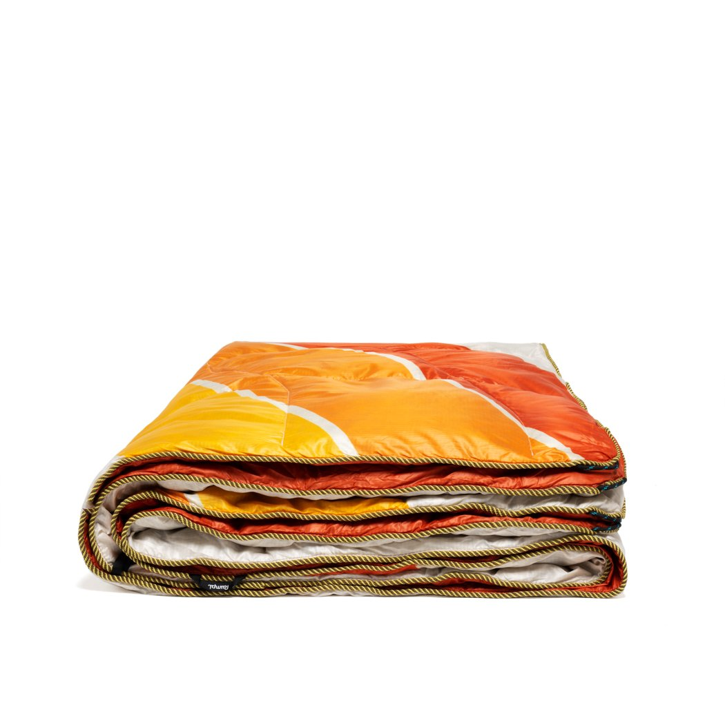 Rumpl | Down Puffy Blanket - Scout | 1-Person |  | Printed Down