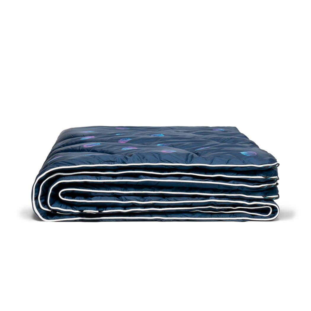Rumpl | Original Puffy Blanket - Log Jam | 1-Person |  | Printed Original