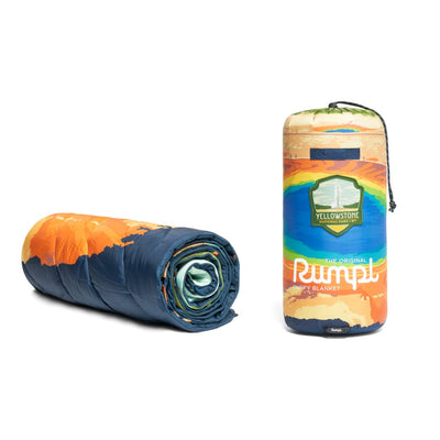 Rumpl | Original Puffy Blanket - Yellowstone |  |  | Printed Original