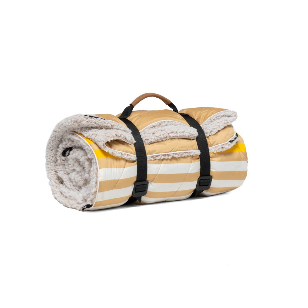 Rumpl | Sherpa Puffy Blanket - Desert Grade | 1-Person |  | Printed Sherpa Puffy