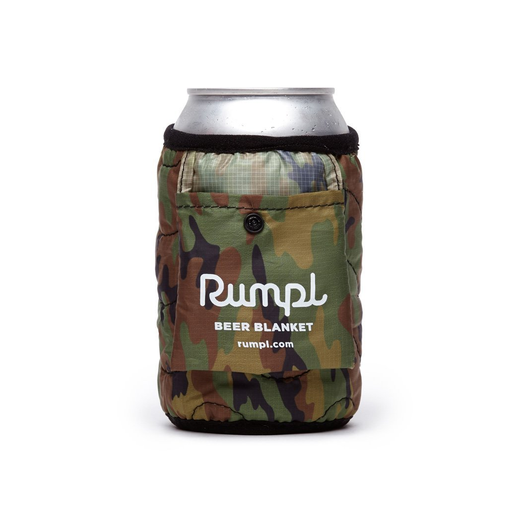 Rumpl | Beer Blanket - Woodland Camo | One Size |  | Beer Blanket