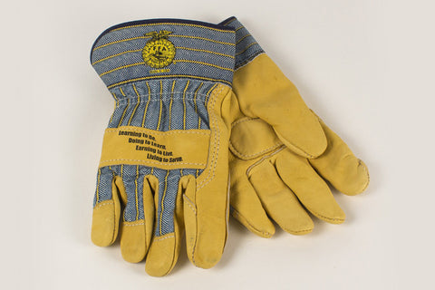 FFA Safety Cuff Work Gloves