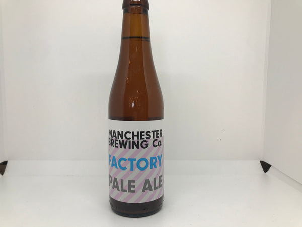 Manchester Brewing Co Factory Pale