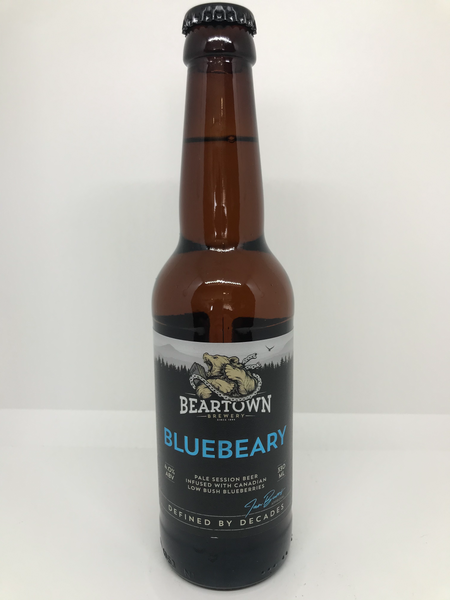 Beartown Bluebeary
