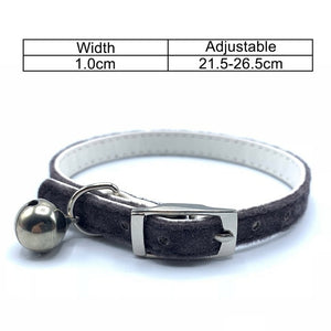 Cat Collar With Bell Name Pet Collar For Cats Personalized Puppy Collars Leash Cat Collar Harness Kitten Pet Lead Supplies Cat