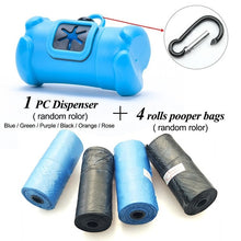 Load image into Gallery viewer, Dog Accessories Pet Pooper Scooper Dog Bag Pet Supplies Portable Waste Bags Cat Poop Pick Up Dog Pooper Scooper Pooper Bag PG004