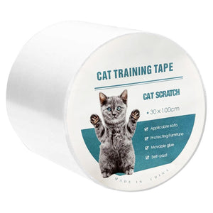 Cat Anti-Scratch Training Tape Sofa Protector Pet Anti-Grab Stick Tapes Film Training Scotch Tape Home Sofa Floor Sticker Supply