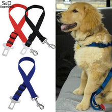 Load image into Gallery viewer, 5cm Harness Supplies Accessories 6inch Lead Restraint Belt 70cm Safety 27 1 Leash 0inch 2 Pet Car Clip Seat