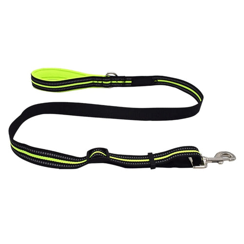 Puppy Pet Dog Leash Nylon Reflective Leash For Small Medium Dogs Walking Running Leashes Lead Pet Dogs