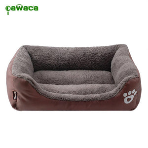 Dog Bed Pet Bolster Machine Washable Dog Bed Self-Warming and Cozy for Improved Sleep Mattress Memory-Foam for Dogs Cats