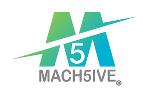 "Mach5ive 3-Pack Stick On Gasket for 3D Resin Printers for 6.x"" Screens - Mach5ive"