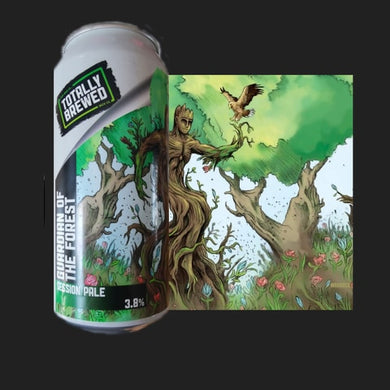 Guardian of the Forest 3.8% (x12) £23.25