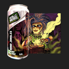 Load image into Gallery viewer, Nana Jangles Hazelnut Milk Stout 5.6%