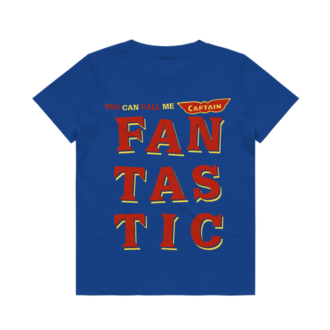 Captain Fantastic Boys T-Shirt