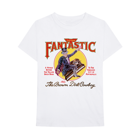 Captain Fantastic T-Shirt
