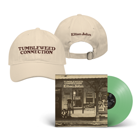 Tumbleweed Connection: Exclusive Green Vinyl + Cap