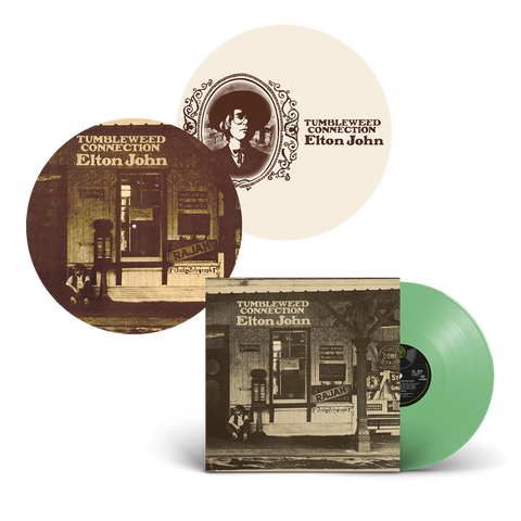 Tumbleweed Connection: Exclusive Green Vinyl + Reversible Slipmat