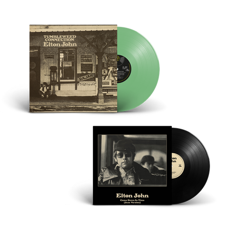 Tumbleweed Connection: Exclusive Green Vinyl + Come Down In Time (Jazz Version): Exclusive 10""