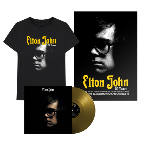 Elton John: 50th Anniversary Super Bundle