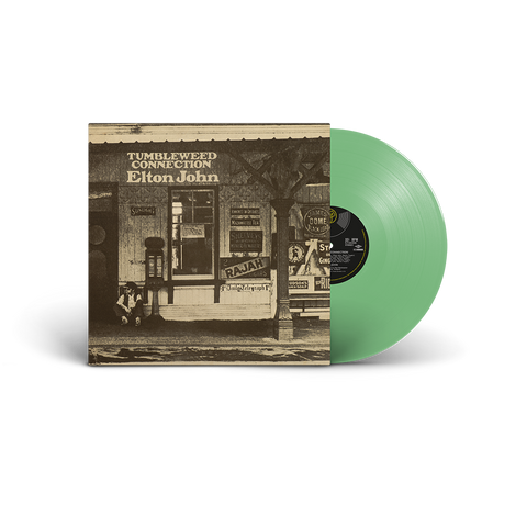 Tumbleweed Connection Exculsive Green Vinyl