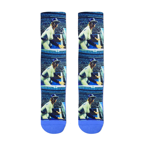 Dodger Stadium Socks