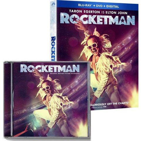Rocketman: Blu-Ray & CD